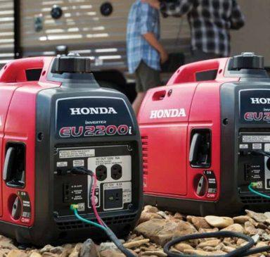 Honda EU2200i 1