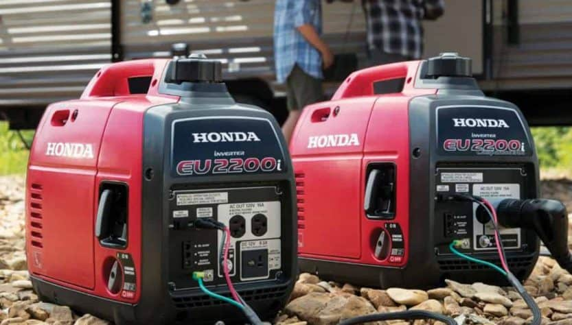 Honda EU2200i Review - Best Honda Inverter Generator under $1000 1
