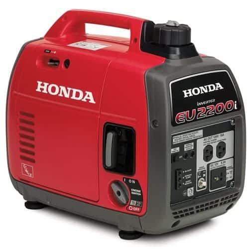 honda generator warranty