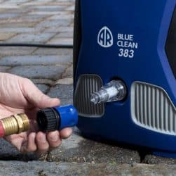AR Blue Clean AR383 Pressure Washer Feature