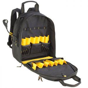 DEWALT DGCL33 33-Pocket Tool Backpack