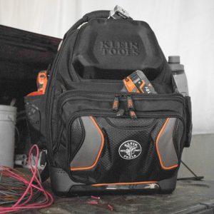 Klein Tools 55421BP-14 Tradesman Pro Organizer Backpack