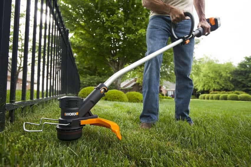 5 Best Electric String Trimmers 1
