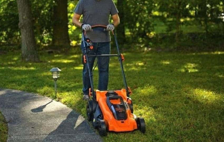 WORX WG788 Electric Lawn Mower