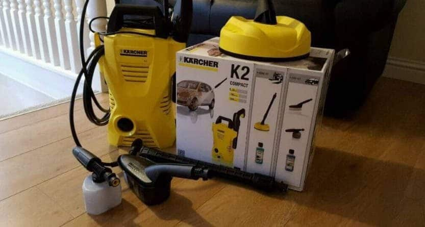 Karcher K2 Plus Pressure Washer Review