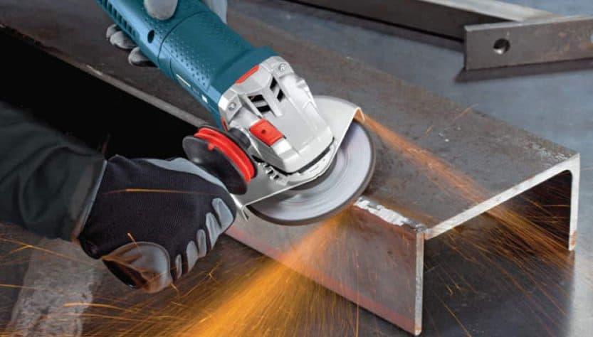 cut off tool vs angle grinder