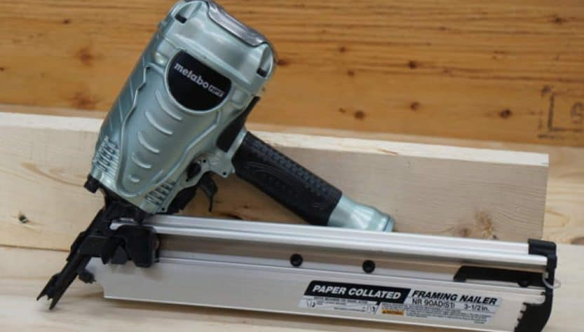 framing nailer vs finish nailer