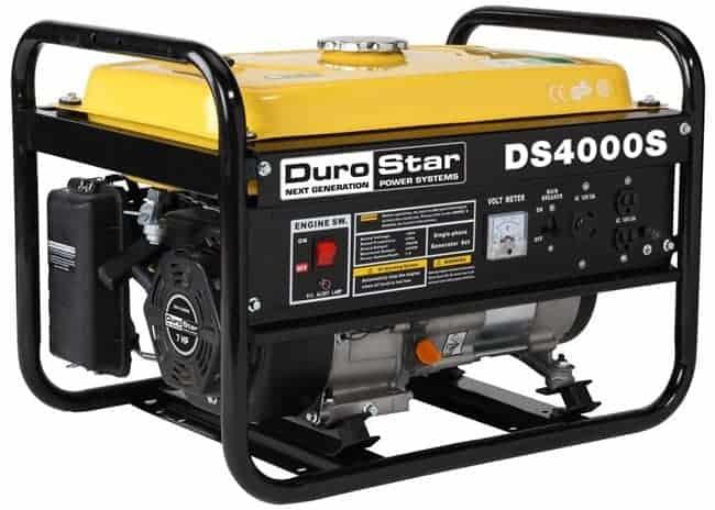 Durostar DS4000S small marine generator