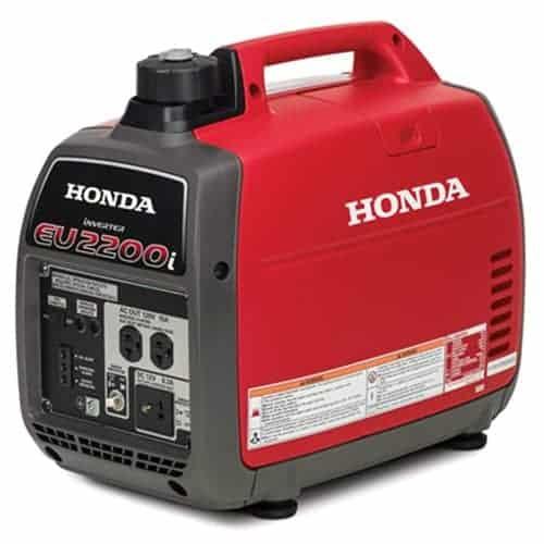 Honda EU2200i honda marine generator