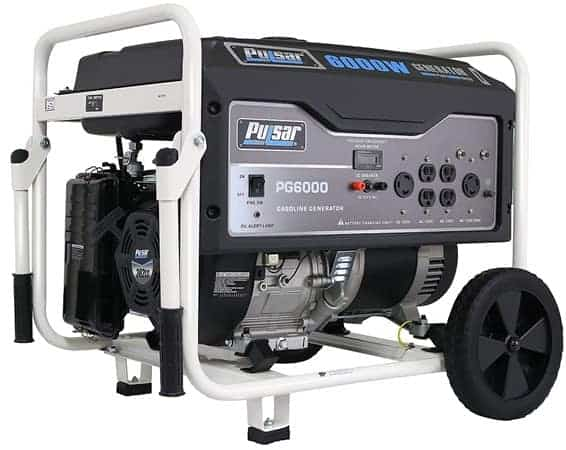 Pulsar PG6000 - best generator for the money