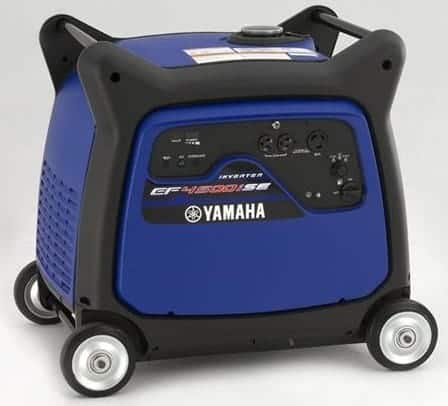 Yamaha EF4500iSE best generator for camping