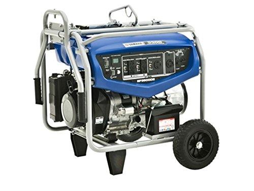 Yamaha EF5500DE - 5000 watt gas generator
