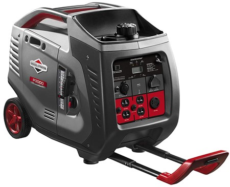 briggs and stratton 3000 watt inverter generator