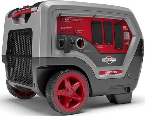 briggs & stratton 30675a q6500 inverter generator
