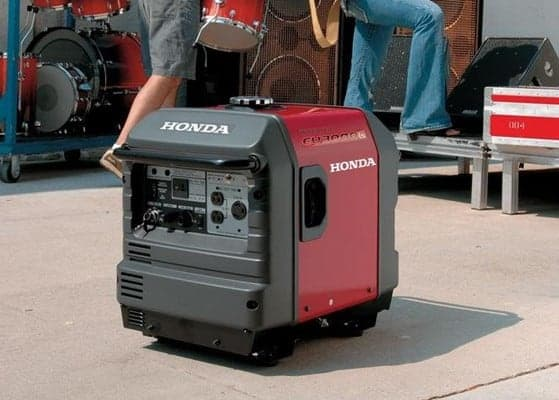 honda power equipment eu3000i inverter generator