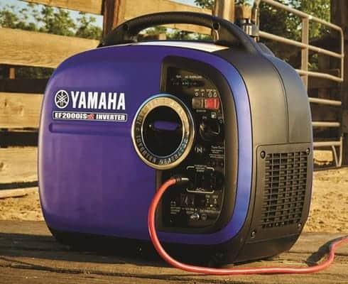 small yamaha generator