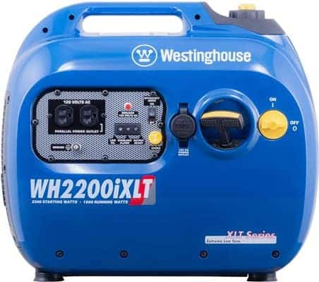 westinghouse model # wh2000ixlt