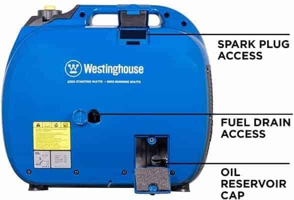 westinghouse wh2200ixlt vs igen 2500