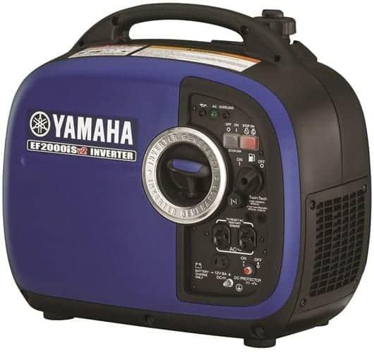 yamaha ef2000isv2 portable boat generator