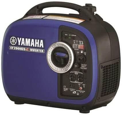 yamaha ef2000isv2 portable rv generator