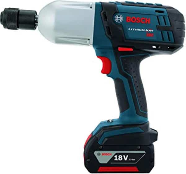 Bosch 1/2 inch Cordless Impact Wrench