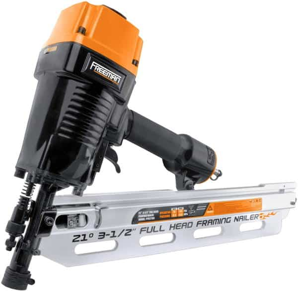 Freeman PFR2190 Pneumatic Framing Nailer