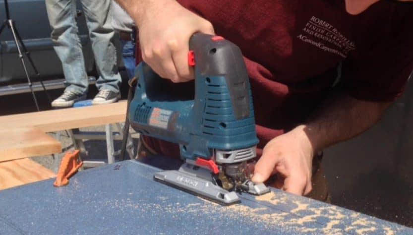 Bosch JS470e Jig Saw
